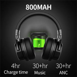 Image 3 - Cowin E7Pro Active Noise Cancelling Bluetooth Headphones Wireless Over Ear Stereo Headset with microphone for phone
