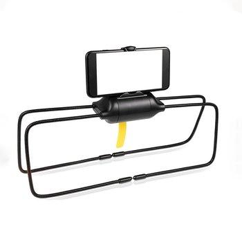 2021 NEW Universal Design Bed Sofa Foldable Flexible Tablet Stand Mount Holder Plastic Adjustable Bracket Spider Stand