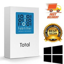 FabFilter Total Bundle✅WlND0WS✅LlFETlME ACTlVATlON✅SERVICE d'aide 24/7✅