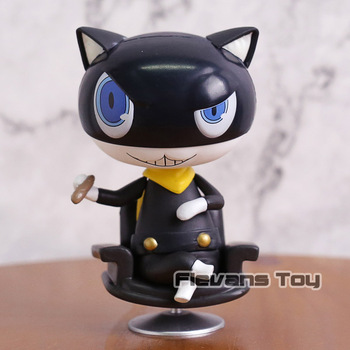 793 Persona 5 Morgana Cat PVC Action Figure Collectible Model Toy Doll 1