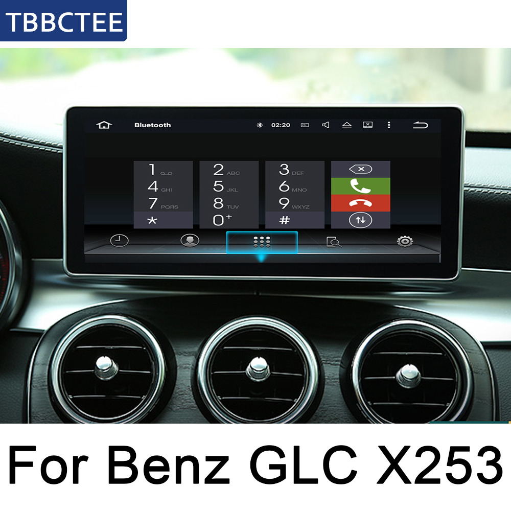 <font><b>For</b></font> <font><b>Mercedes</b></font> Benz GLC Class X253 2015~<font><b>2019</b></font> NTG Android Car radio GPS multimedia player Navigation Map WiFi BT System Head Unit image