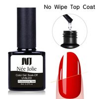 No Wipe Top Coat