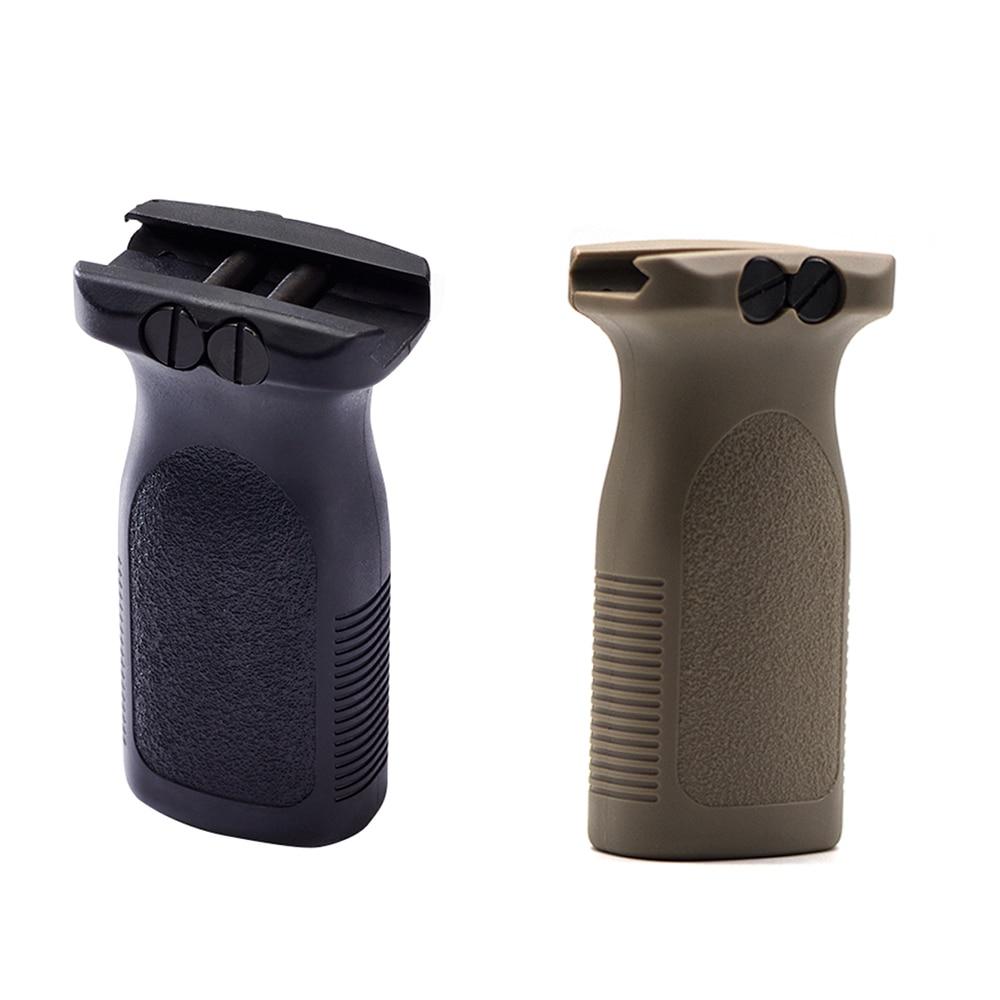 For AR15 M4 M16 JinMing 8 Jinming9 Gen9 Air Gun Airsoft Gel Blaster Tactical Nylon Handle Grip Paintball Accessories