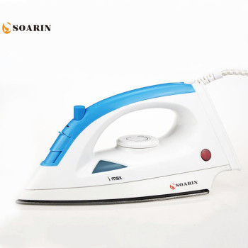 Steam Iron Handheld Multifunction Portable Iron Machine Household Stainless Steel Soleplate Electric Steam Iron For Clothes
