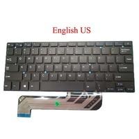 Laptop RU US UK LA PL Keyboard For Irbis NB44 XK HS002 MB27716023 Latin Polish Russia United Kingdom English black New|Keyboards|Computer & Office -