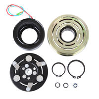Samger Air Conditioning Compressor Clutch AC Compressor Clutch Kit For Honda CR V CRV Pulley Bearing Coil Clutch Plate
