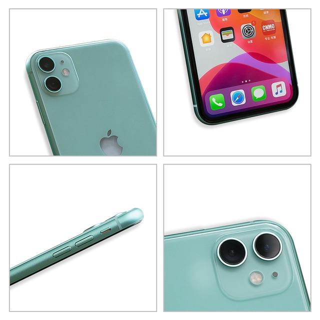 "Apple iPhone 11 Liquid Retina Display Cellphone 4GB +64GB/128GB 6.1"" iOS A13 Bionic 12MP Camera Unlocked Used Smartphone 4"