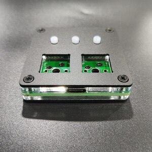 Image 5 - Clavier mécanique rétro éclairé Cherry USB 2.0 avec logiciel, bricolage OSU! Clavier de jeu pour Windows 5 touches, clavier V4