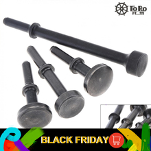 4 шт./лот, пневматический молоток, пневматическое долото, твердая сталь, ударная головка, пневматический инструмент для стучания/ржавчины