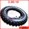 3,00-10 Hinterrad Reifen Äußere Reifen 10 Zoll Tiefe Zähne Dirt Pit Bike Off Road Motorrad Verwenden Guang li CRF50 Apollo
