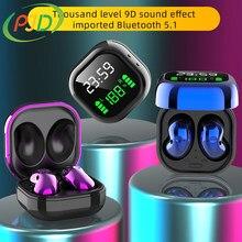 PJD Wahre Drahtlose Kopfhörer 8D Stereo 5,1 Bluetooth Kopfhörer Noise Reduction Hörer PK Galaxy Knospen Für Samsung Alle Smartphones