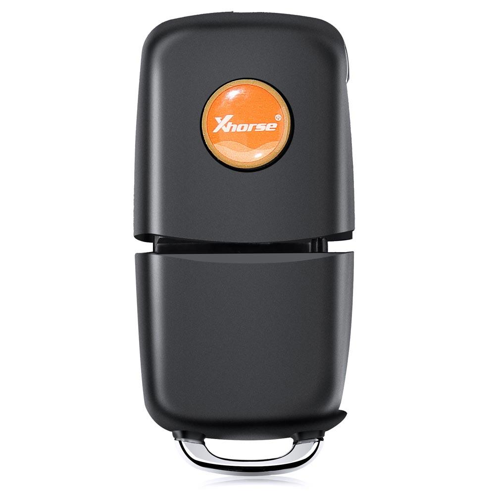 Xhorse XKB501EN проводной дистанционный ключ для B5 флип 3 кнопки английская версия универсальный дистанционный ключ один шт-2