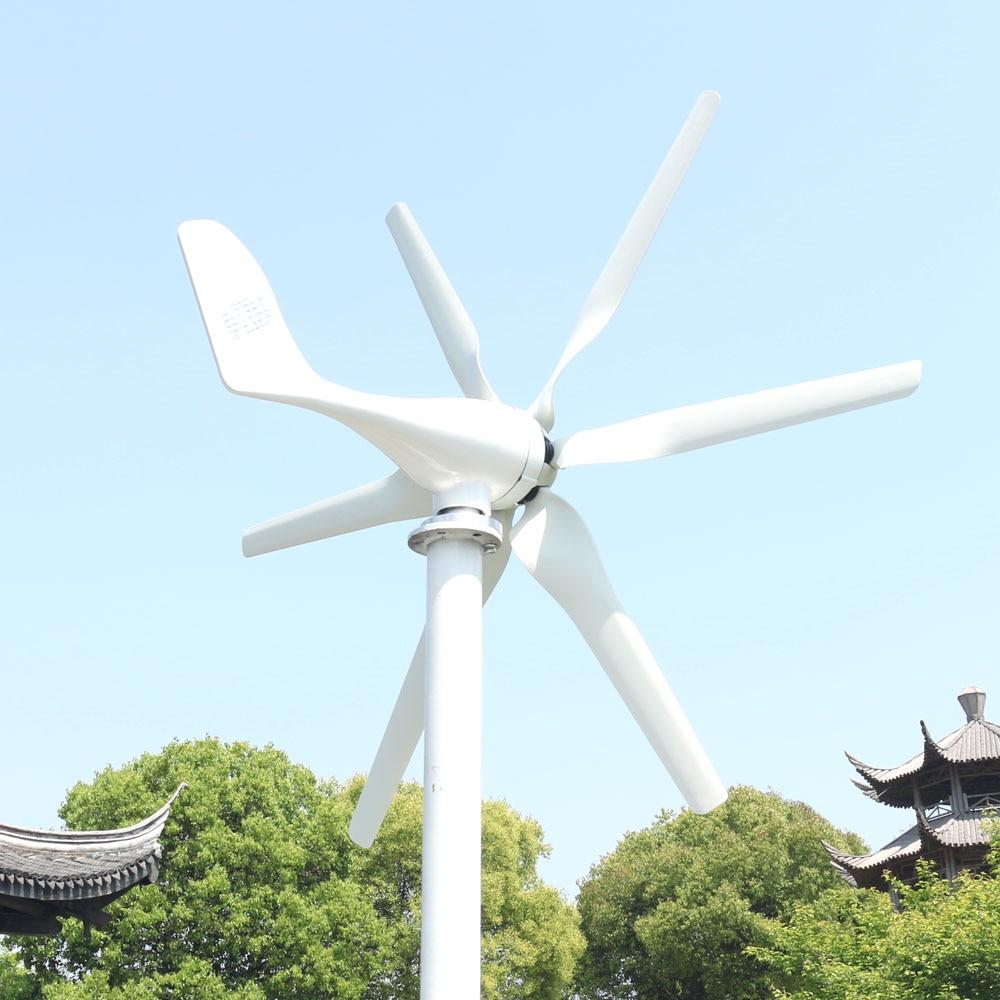 2020 pequeno casa moinho de vento gerador 04