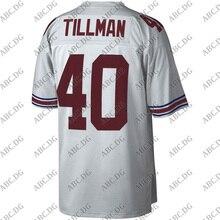 Jersey Arizona Mitchell Tillman Youth Pat Ness Kid 100-Retired-Player Platinum Legacy