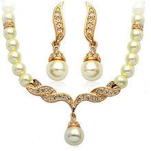 Жемчужное ожерелье популярное женское из европейского и американского