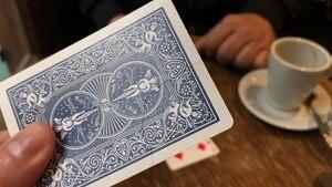 Image 3 - Torn Corner Machine (TCM) by Juan Pablo Torn Card Gimmick Card Magic Tricks Props Illusions Close up Restore Magician Deck
