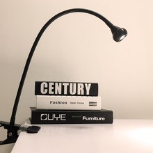 Clip Holder USB power Led desk lamp Flexible Table Lamp bedside Book light for the Kids bedroom living room home decoration