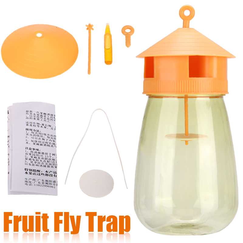 Reusable Bottle Insect Pest Control