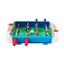 Toy Foosball Board-Game Tabletop Mini Gift for Kids Entertainment Family Fun Smooth Educational
