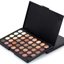 40 Color Eyeshadow Palette Matte EyeShadow Makeup Set Eye Pr