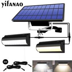 30LED Solar Lichter Outdoor Weiß licht oder Warme Weiß IP65 Wasserdichte Schuppen Solar Lampe Dekorative für Garten Hause Terrasse Pathway