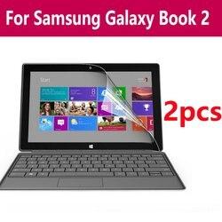 Ochronna Hd przezroczysta folia na laptopa na notebooka z jasne microsoft surface książka zabezpieczenie ekranu dla Samsung Galaxy Book 2