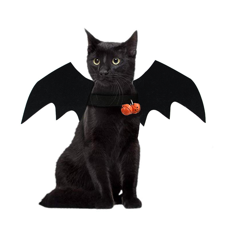 Cute Bat Wings for Cats