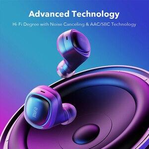 Image 2 - Mifa X8หูฟังTWSหูฟังไร้สายบลูทูธสเตอริโอแบบสัมผัสชุดหูฟังไร้สายสำหรับโทรศัพท์กล่องชาร์จ