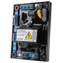 AS440 AVR Генератор автоматический регулятор напряжения Вход AC 190-264V 4A регулятор напряжения двигателя генератор аксессуары и запчасти