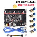 BIGTREETECH SKR V1.4 Turbo SKR V1.4 Control Board TMC2209 TMC2208 UART Driver MKS GEN L CR-10 Ender3 Upgrade 3D Printer Parts