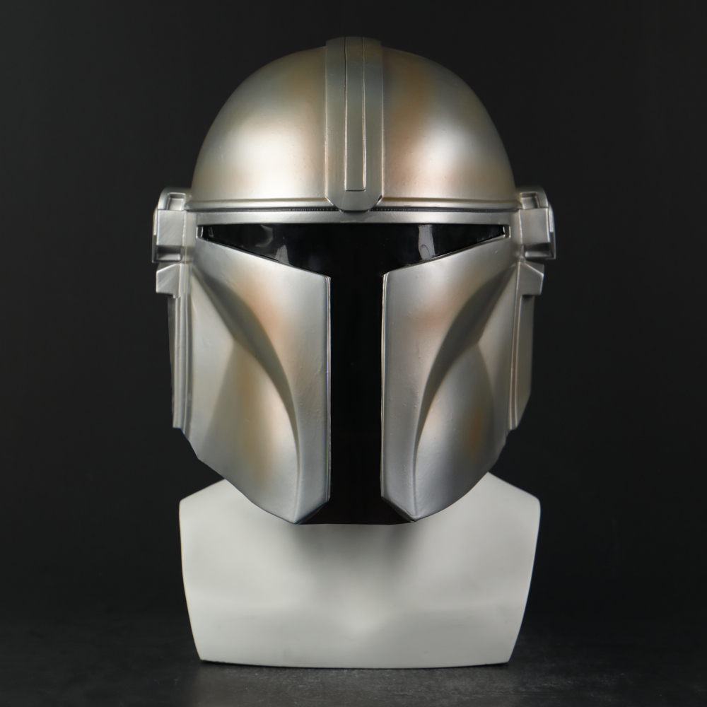 Star Wars Helmet The Mandalorian Helmet Mask Hard PVC Cosplay Mandalorian Soldier Warrior Helmets Masks Adult Star Wars Prop