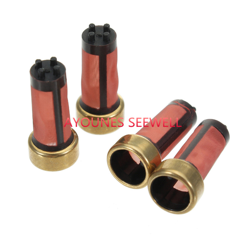 <font><b>MD619962</b></font> 500pieces high quality 14*3*6mm fuel injector fiter for Ford Focus 2.0 1998-2004 (AY-F108B) free shipping image