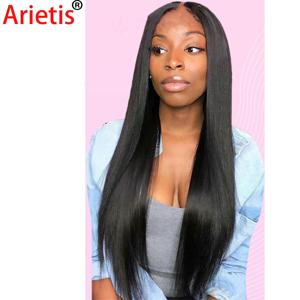 "8""-24"" Brazilian 100% Remy Straight 120gram 8Pieces/set Natural Black Clips Hair Extension For White Women In Arietis Store"