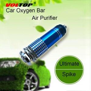 Image 5 - Oksijen Bar Araba Dashboard Dekorasyon Süsler Araba Aksesuarları Hava Temizleyici Iç Asılı Kolye Kaldırma Formaldehit Anyon