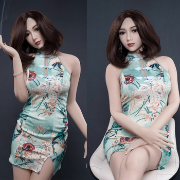 167cm Small Breast Real Silicone Sex Dolls Life Sized Thin Body Young Girl Small Tits Full Size Realistic TPE Love Doll