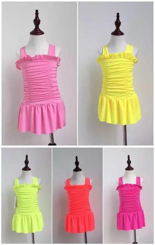CHILDREN'S Swimwear Girls GIRL'S Swimwear Infant Baby Bikini Set Split Type Big Boy Triangular Swimming Trunks