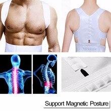 Magnetic Posture Corrector Braces&Support Body Back Pain Bel