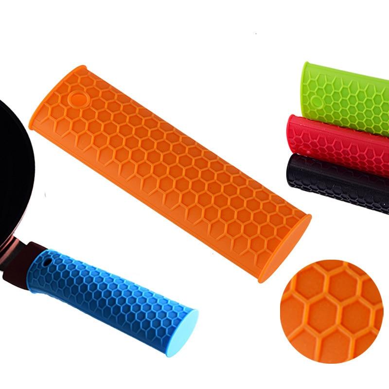Silicone Non-Slip Pot Pan Handle Sleeve