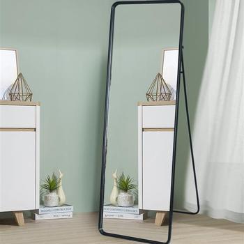 Agd podłogowa stojąca lustro pełnej długości-metalowe meble do sypialni tanie i dobre opinie CN (pochodzenie)