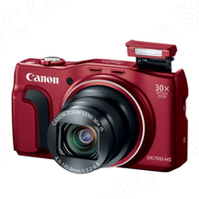 USED CANON Compact Digital CAMERA PowerShot SX700 HS 16.1MP