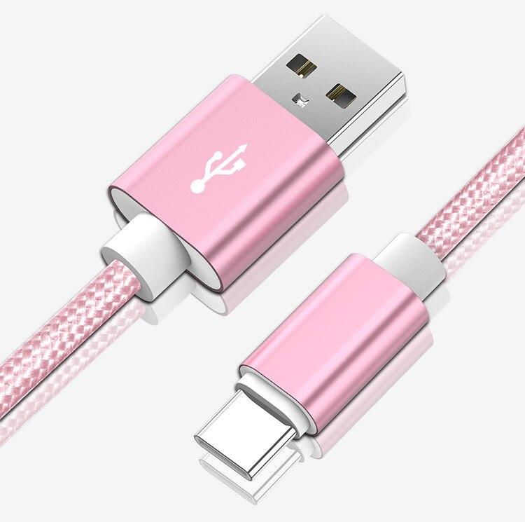 Кабель USB Type-C для Samsung Galaxy S8 S9 S10 A50 Note 10 3 м 2 м, кабель Usb Type c, кабель Type-C для Xiaomi Mi 9T A3 Mi9T