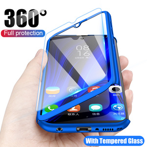 360 Full Protective Phone Case For Huawei Honor 20 9x Pro 8 9 10 Lite Case For Honor 8S 8A 8C 20i 10i 8x Case For Huawei P30 P20(China)