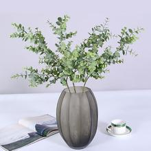 1Pc Artificial Eucalyptus Leaf 3 Branches Plant for DIY Wedding Party Home Shop Garden Decor 69cm