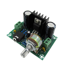 TDA2030A Audio Amplifier Board 18W Class AB Mono Amplifier Board DC/AC12V DIY Sound System Speaker Home Theater цена и фото
