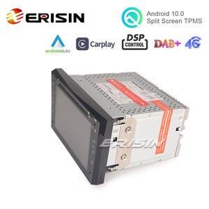 "Image 4 - ES8173P 7 ""אנדרואיד 10.0 רכב DVD עבור אופל Signum Corsa Signum CarPlay & אוטומטי DSP OBD DAB + GPS יום שבת"