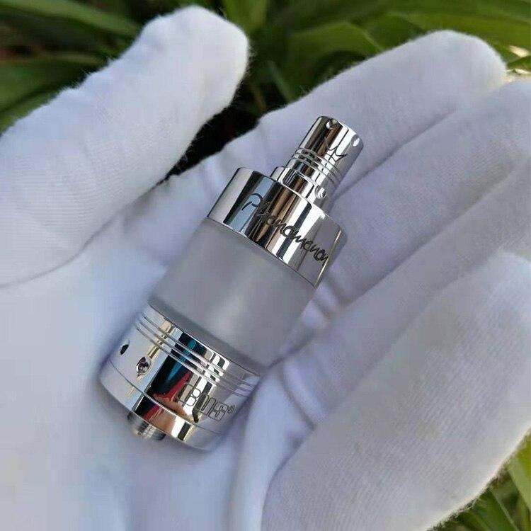 YFTK Style Phenomenon Zest 2.2 Urs RTA  Rebuildable Vape Tank 22mm DIY Atomizer Electronic Cigarette For 510 Vape Mod
