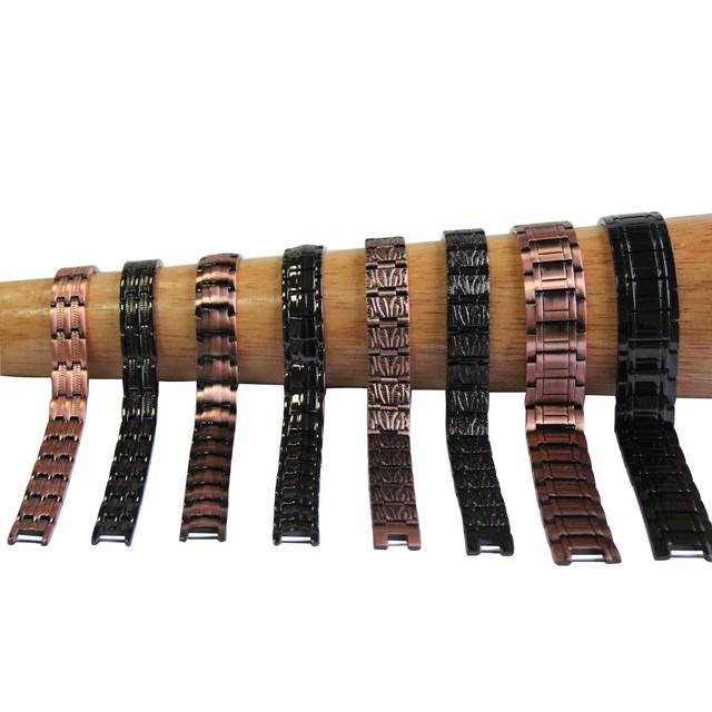 Pure Copper Magnetic Pain Relief Bracelet