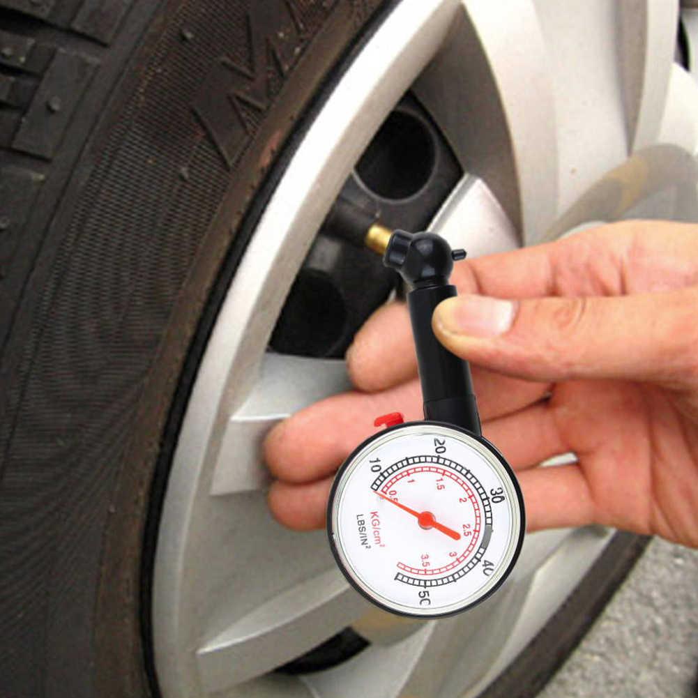 Jauge de pression des pneus Auto voiture vélo moteur pneu jauge de pression d'air compteur véhicule testeur système de surveillance