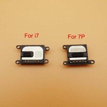 Auricular altavoz para iPhone 7 7G plus probado pieza de oído sonido Cable flexible piezas de repuesto