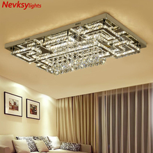 Luxury led fixtures drawing crystal ceiling light living ceiling lamp modern lighting bedroom led crystal lamp remote control